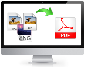 turn multiple pictures into pdf